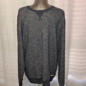 NWT weatherproof Vintage blue sweatshirt in sz lg